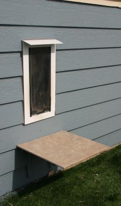 Hale Pet Door Wall Dog Door